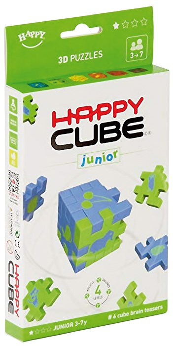 Happy Cube Junior - 6'er pakke