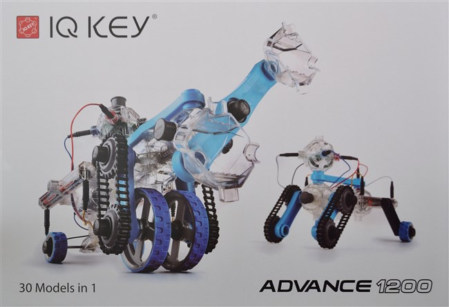 IQ Key, Advance 1200