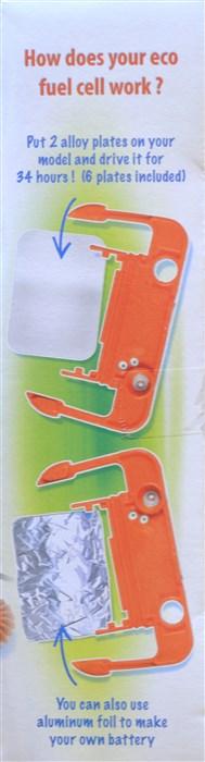 Lav dit eget batteri - Legetøj fra Captoy